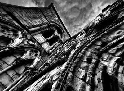 The Darkness of HolyRood House #1